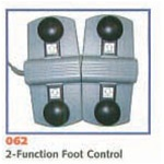 UMF 2 Function Foot Control, 5060