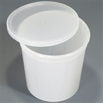 Sklar Plastic Container 16 oz. - Case of 100