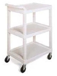 Welch Allyn EKG Utility Trolley