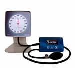 Baumanometer® Desk Aneroid (Non-Latex) - Infant Cuff Size