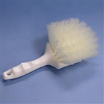 "Sklar 7-3/4"" Medical Surface Cleaning Brush - Pack of 3"