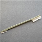 Sklar Instrument Cleaning Brush Nylon, Double Ended - Box of 50
