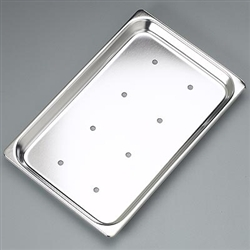 Sklar Perforated Mayo Tray