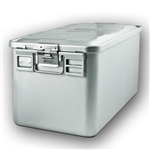 Sklar SklarLite Sterilization Full Size Container Silver (Non Perforated)