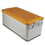 Sklar SklarLite Sterilization Full Size Container Yellow (Non Perforated)