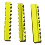 "Sklar Silicone Instrument Holder for Cassettes with Detachable Lid 5"" (Yellow)"