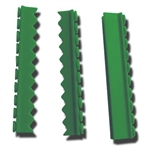 "Sklar Silicone Instrument Holder for Cassettes with Detachable Lid 10 1/2"" (Green)"