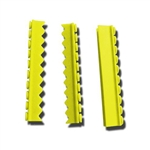 "Sklar Silicone Instrument Holder for Cassettes with Detachable Lid 10 1/2"" (Yellow)"