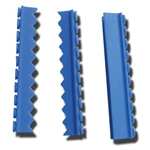 "Sklar Silicone Instrument Holder for Cassettes with Hinged Lid 2 1/3"" (Blue)"