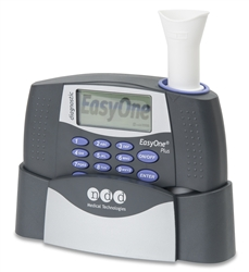 EasyOne Plus Diagnostic All Inclusive Spirometry System