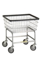 R&B Narrow Laundry Cart