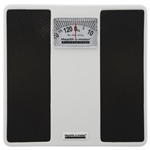 Health O Meter Mechanical Floor Scale - Kilograms and Pounds Only