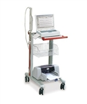 CP300 Cart w/ Shelf & Basket