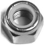 Welch Allyn 106137-6-WelchAllyn NUT 4-40 LOCKING HEX