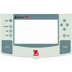 Ohaus Membrane Switch, Explorer Pro High Capacity