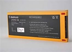 LifePak 500 Rechargeable Sealed Lead-Acid Battery Pack