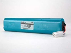Lifepak 20 AED Nickel Metal Hydride Battery