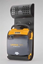 LifePak CR+ Wall Mount Bracket