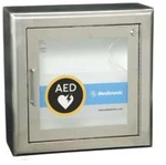 AED Surface Mount Wall Cabinet