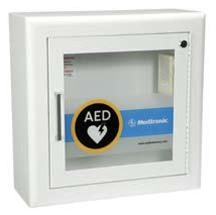 AED Wall Cabinet with Alarm