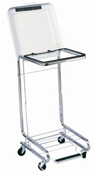 Brewer Tilt-Top Square Hamper