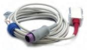 LNCS® Masimo SpO2 Cable - 8 Pin