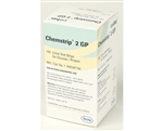 Chemstrip® Urinalysis 2 GP Urine Test Strips (100/vial)