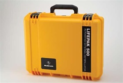 LifePak 500 Hard Shell, Water-tight Carrying Case