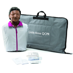 Laerdal Little Anne QCPR - Dark Skin