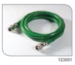 5 ft. Gas Input Hose for paraPac, ventiPAC, babyPAC ventilators, 1/Each
