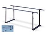Hausmann 1318 Folding Parallel Bars (9' Length)