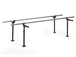 Hausmann Floor Mounted Parallel Bars
