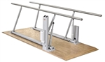 Hausmann 1357 Electric Height & Width Parallel Bars