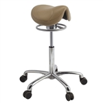 Brewer 135AS Amazone Saddle Stool
