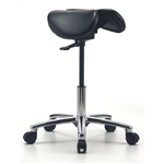 Brewer 135DSS-H High Height Dynamic Saddle Dental Stool