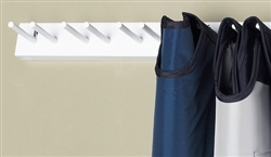 Wolf Peg Wall Rack - Nine Apron Rack