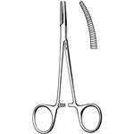 "Sklar Halsted Mosquito Forceps 5-1/2"" (Curved)"