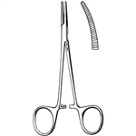 "Sklar Halsted Mosquito Forceps 5"" (Curved)"