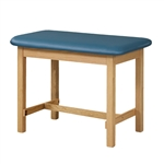 Clinton H-Brace Taping Table