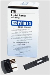 PTS Diagnostics Lipid Panel Test Strips