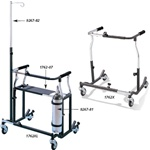 Bariatric Wheeled Walker - 1000 lb. Limit