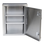 Omnimed Single Door Narcotic Cabinets