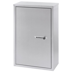 Omnimed Double Door Narcotic Cabinet with Combo Lock & 4 Shelves