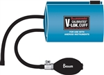 Aneroid Calibrated® V-Lok® Inflation System - Large Arm Cuff Size