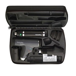 Welch Allyn Ophthalmic Set w/ Streak Retinoscope