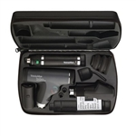 Welch Allyn Ophthalmic Set w/ Coaxial Plus Ophthalmoscope, Streak Retinoscope, Lithium Ion Handle and Hard Case