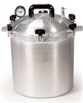 All-American 25 Qt Non-Electric Sterilizer