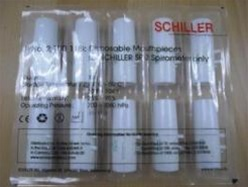 Schiller Disposable Mouthpieces for SP-2