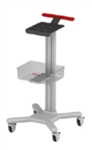 Schiller X1 ECG Trolley w/ Basket (AT-1 G2/AT-101)