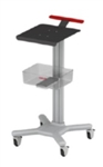 Schiller X1 ECG Trolley w/ Basket (AT-10 Plus/AT-102/AT-102 Plus/AT-102 G2/AT-2/AT-2 Plus/AT-2 Light)